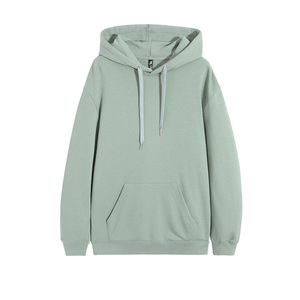 Image 4 - Pioneer Camp Plain Hooides Men brand clothing hooded Sweatshirts Male Cotton Solid Hoody Mens Clothing AWY908048