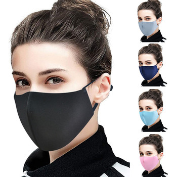 #40 Outdoor Protection Mask Dustproof Anti-fog Safety Washable Protect Face Cover Masks Cartoon Printed Anti-dust Pm2.5 Mask