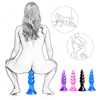 Realistic Dildo Anal Plug Sex Toys For Woman Couples No G Spot Vibrator Butt Plu