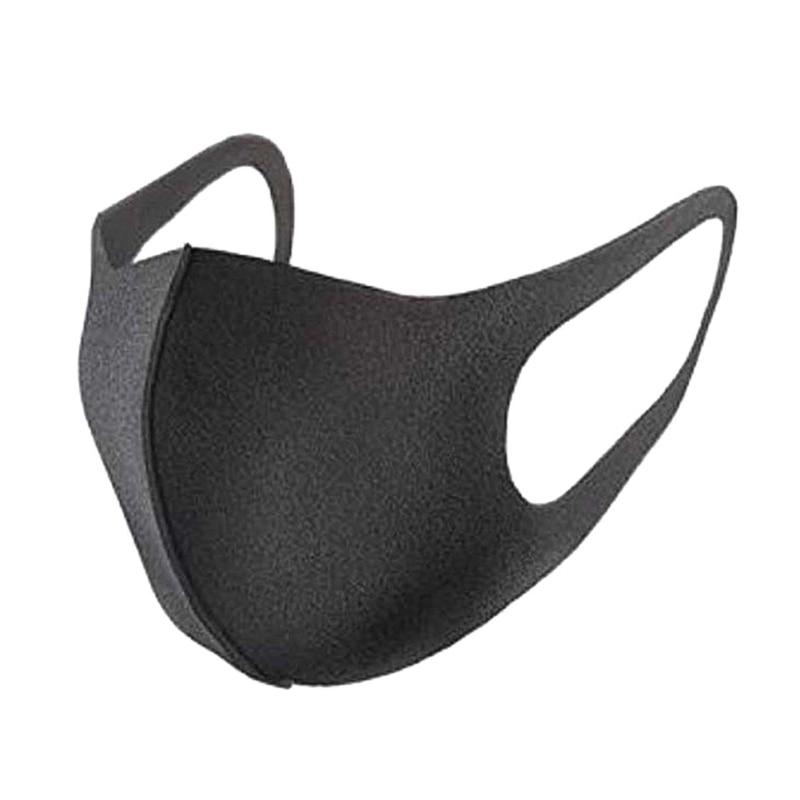 21.99грн. 29% СКИДКА|1 шт. модный унисекс хлопковый Воздухопроницаемый клапан PM2.5 маска для рта анти Пылезащитная маска ткань фильтр с активированным углем респиратор|  - AliExpress