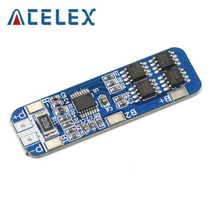 Image 3 - 3S 10A 12V Lithium Batterij Oplader Bescherming Board Module Voor 3Pcs 18650 Li Ion Batterij Mobiele Opladen Bms 11.1V 12.6V