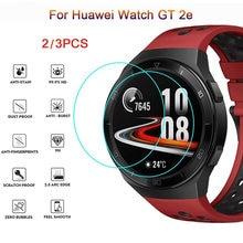 Защитная пленка для часов huawei watch gt 2e прозрачное закаленное