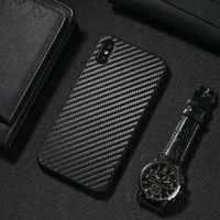 For Samsung Galaxy A51 A71 A50 A30S A30 A10 A20 A70 A40 Carbon Fiber Soft TPU Case Cover On For Samsung S20 Ultra S10 S9 S8 Plus