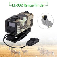 LE032 Range finder IP65 Waterdichte Outdoor Jacht Laser Afstandsmeter Jacht Scope 700M Range Finder