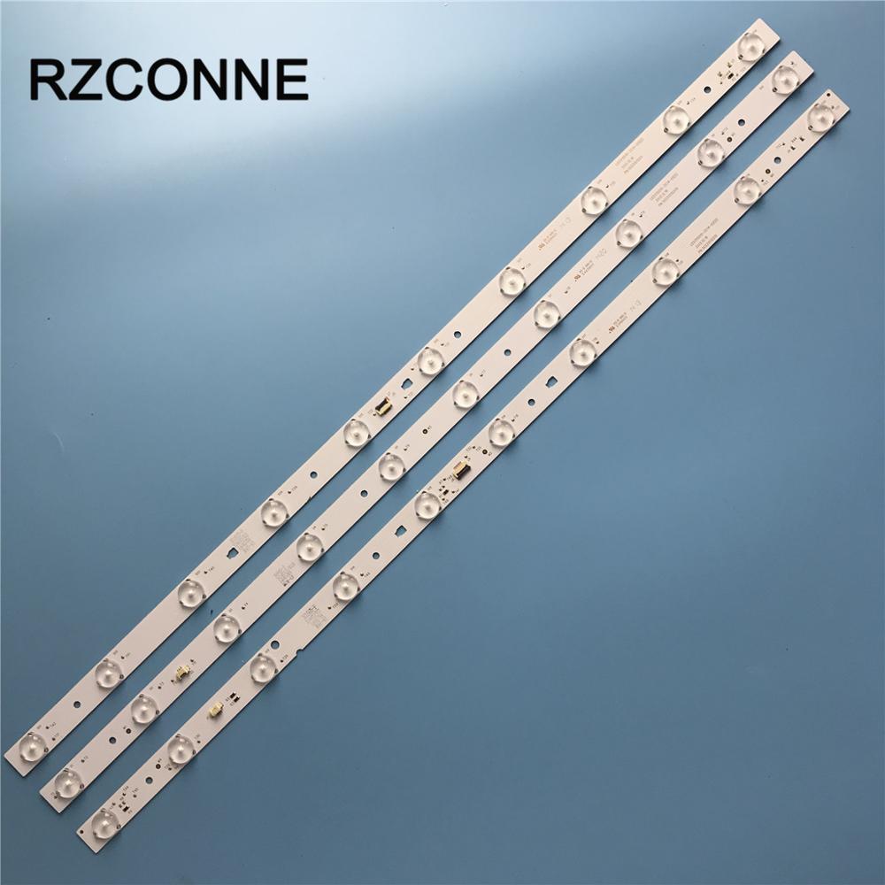 LED Backlight Strip 10 Leds For LED315D10-ZC14-01(D) LED315D10-ZC14 LE32TE5 LE32D8810 LE32D8810 LD32U3100 LE32F3000W LT-32E33W