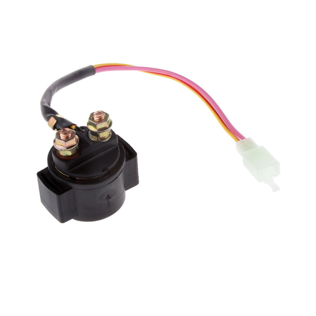 Starter Relay Replaces for 50cc 125cc 150cc 250cc Chinese GY6 Scooter ATV