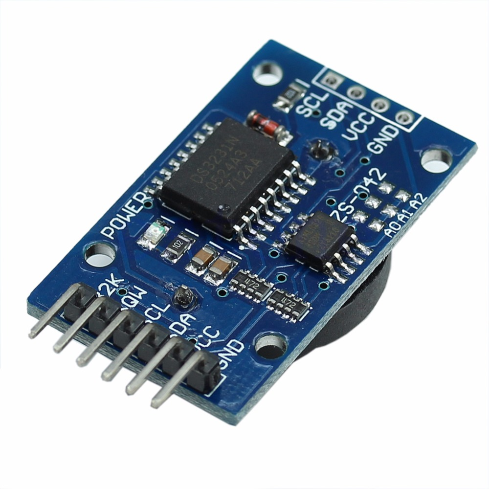 RTC Real Time Clock For Arduino Memory Module DS3231 AT24C32 IIC Precision