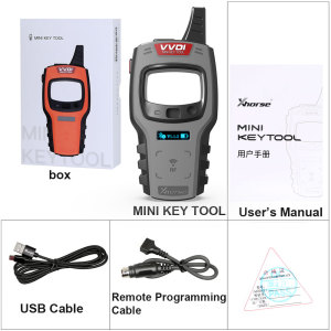 Image 5 - Xhorse VVDI Mini Key Tool Remote Key Programmer Support IOS and Android Global Version Replace VVDI Key Tool