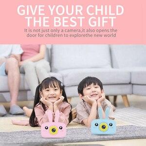 Image 5 - Детская мини камера Full HD 1080, портативная цифровая фотокамера с 2 дюймовым экраном, развивающие игрушки для улицы