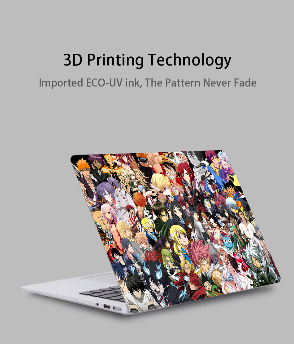 Anime Retina Case for MacBook 28