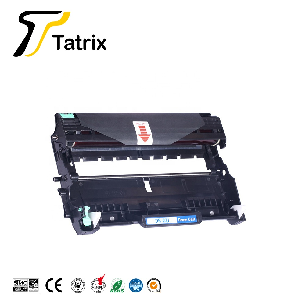DR-22J TN-27J совместимый черный тонер для лазерного принтера фотобарабан для принтера Brother MFC-7860DW DCP-7055 HL-2240D HL-2270DW