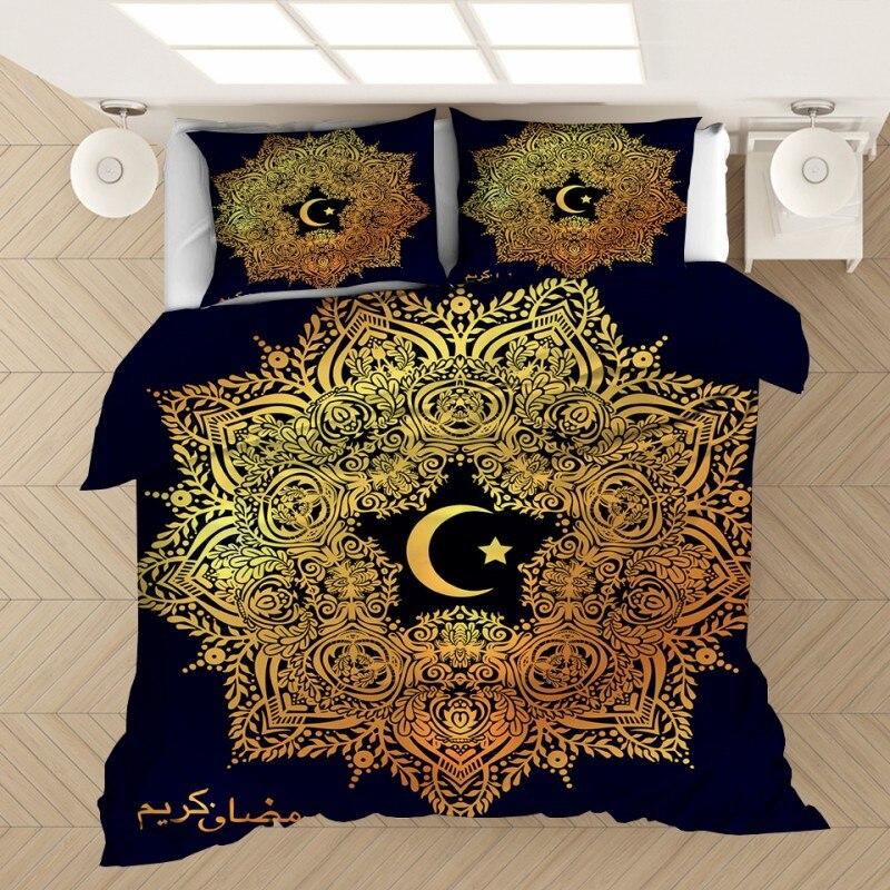 Golden sun lua estrela padrão conjuntos de