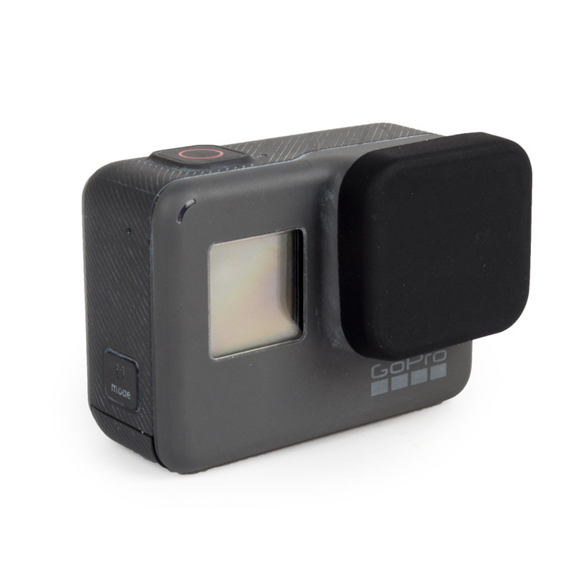 New Tempered Glass Protector Cover Case For Go Pro Gopro Hero 5 6 7 Hero5 Hero6 Hero7 Camera Lens Cap LCD Screen Protective Film 4