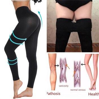 цена на Black Leggings Women Fitness High Waist Workout Leggings Slim Pants Casual Solid Leggings Ladies Skinny Jeggings Plus Size Modis