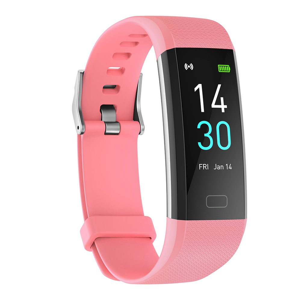 Hot Sale Runmifit S5 Smartwatch Health Monitor Band Smartwatches Pink Smart Watch Fitness Traker Wireless Waterproof Android Ios