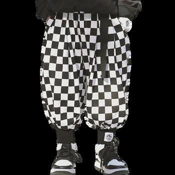Dziecięce chłopięce smażone spodnie uliczne wiosenne i jesienne modne 2021 jesienne nowe gimnazjum chłopięce kombinezony są modne tanie i dobre opinie Chłopcy COTTON 4-6y 7-12y 12 + y CN (pochodzenie) Wiosna i jesień REGULAR PANELOWANA Pełna długość Dobrze pasuje do rozmiaru wybierz swój normalny rozmiar