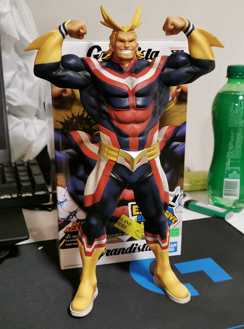 My Hero Academia All Might 8-Inch PVC Figure