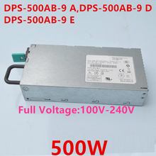 New PSU For Delta 500W Power Supply DPS-500AB-9 A DPS-500AB-9 D DPS-500AB-9 E