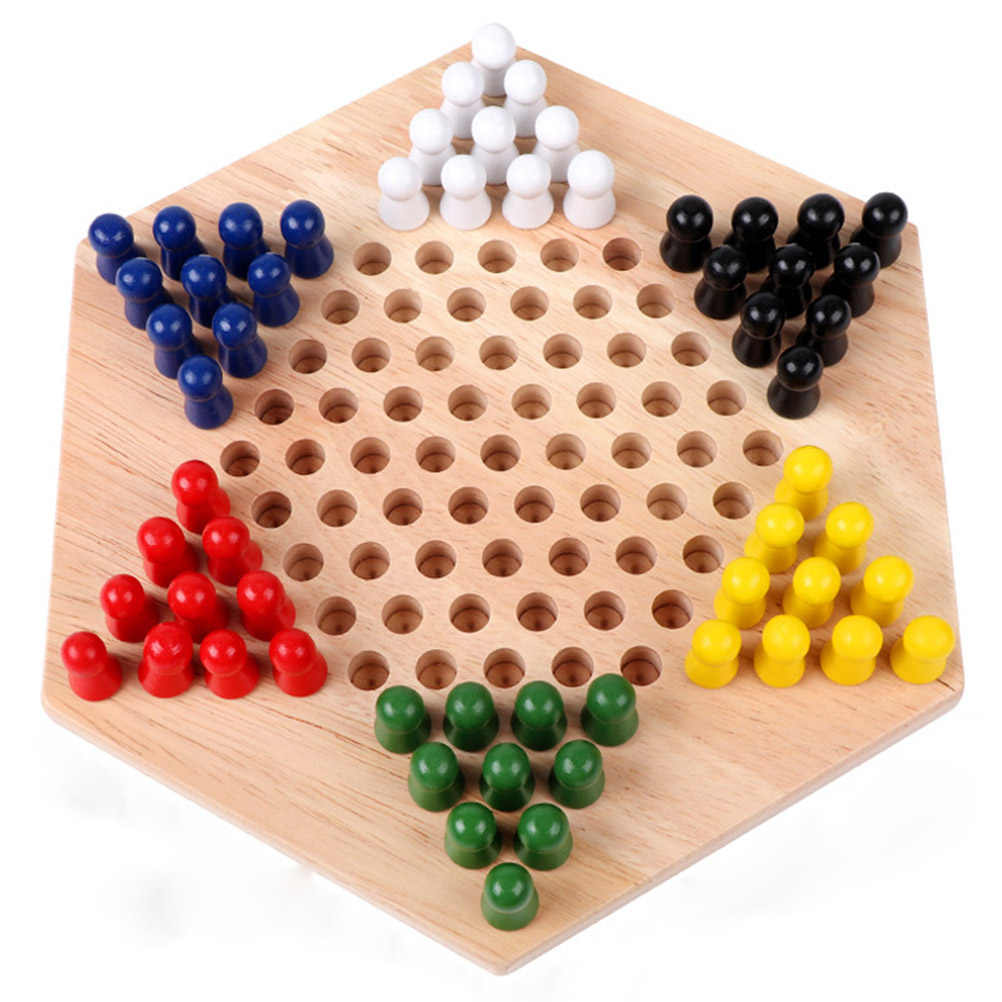Chinese Checker Game Set Wooden Educational Board Kids Classic Halma Chinese Checkers Set Strategy Family Game Set Aliexpress,What Is Whey Protein Made Of
