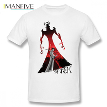 Samurai T Shirt Jack T-Shirt Men Funny Tee Printed 100 Cotton Basic Plus size Short-Sleeve Tshirt