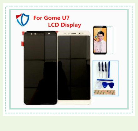 ЖК-дисплей и сенсорный экран для Gome U7, 5,9 дюйма