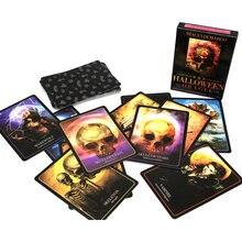 The Хэллоуин: поднимает вуаль между мирами каждую ночную карточку