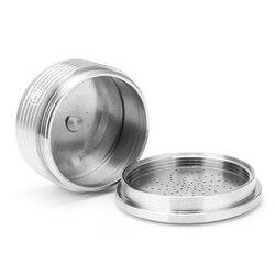 Gorąca sprzedaż Lavazza wielokrotnego użytku filtry do kawy 304 kapsułka z kawą ze stali nierdzewnej do Lavazza Espresso Point EP-950 EP-2500 PLUS