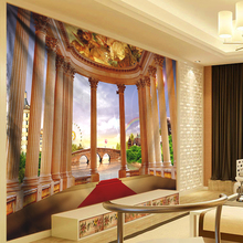 купить 3D Landscape Psychedelic Tapestry Living Room Wall Hanging Cloth Mandala Polyester Tapestry Boho Carpet Home Bedroom Decoration дешево