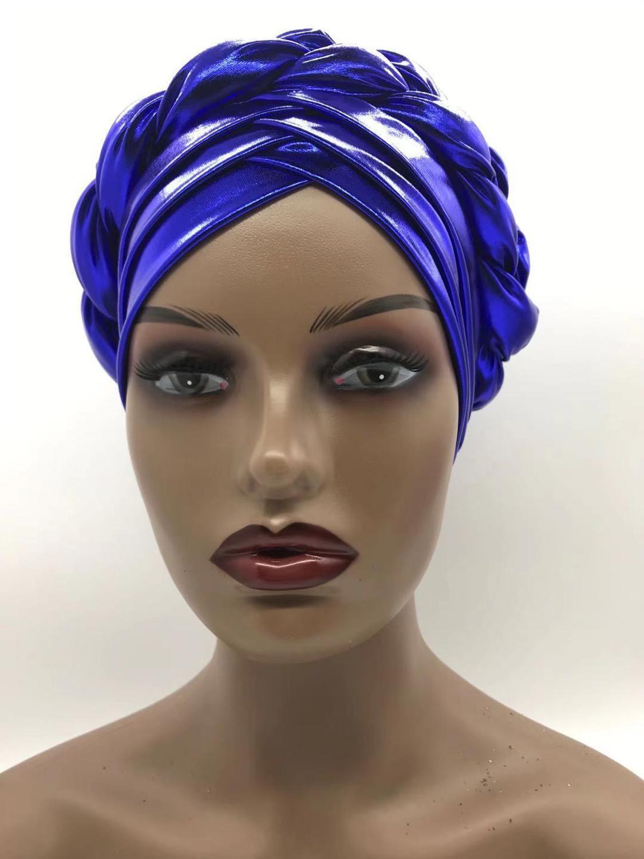 Nigerian Wedding Gele women  head wraps 4