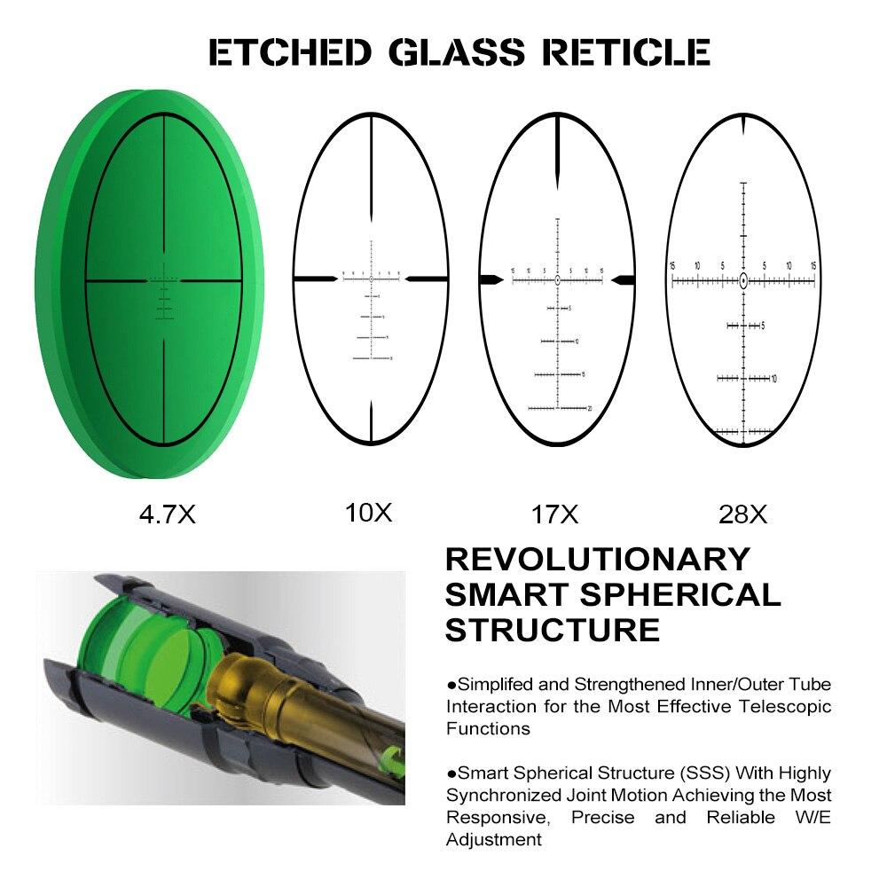 focal caca riflescope vidro gravado reticle lado 05
