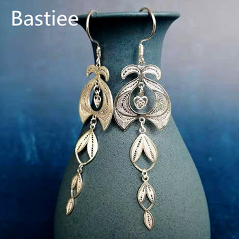 999 Sterling Silver Pumpkin Earrings Halloween Costumes For Women Jewelry Ethnic Luxury Handmade Hot Selling 2020 Products