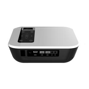 Image 3 - Projektor ALSTON T8 Full HD 1080p 4k 5000 lumenów projektor kinowy Beamer HDMI USB AV z prezentem