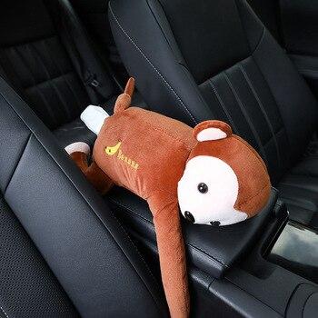 Creative cartoon monkey home offic