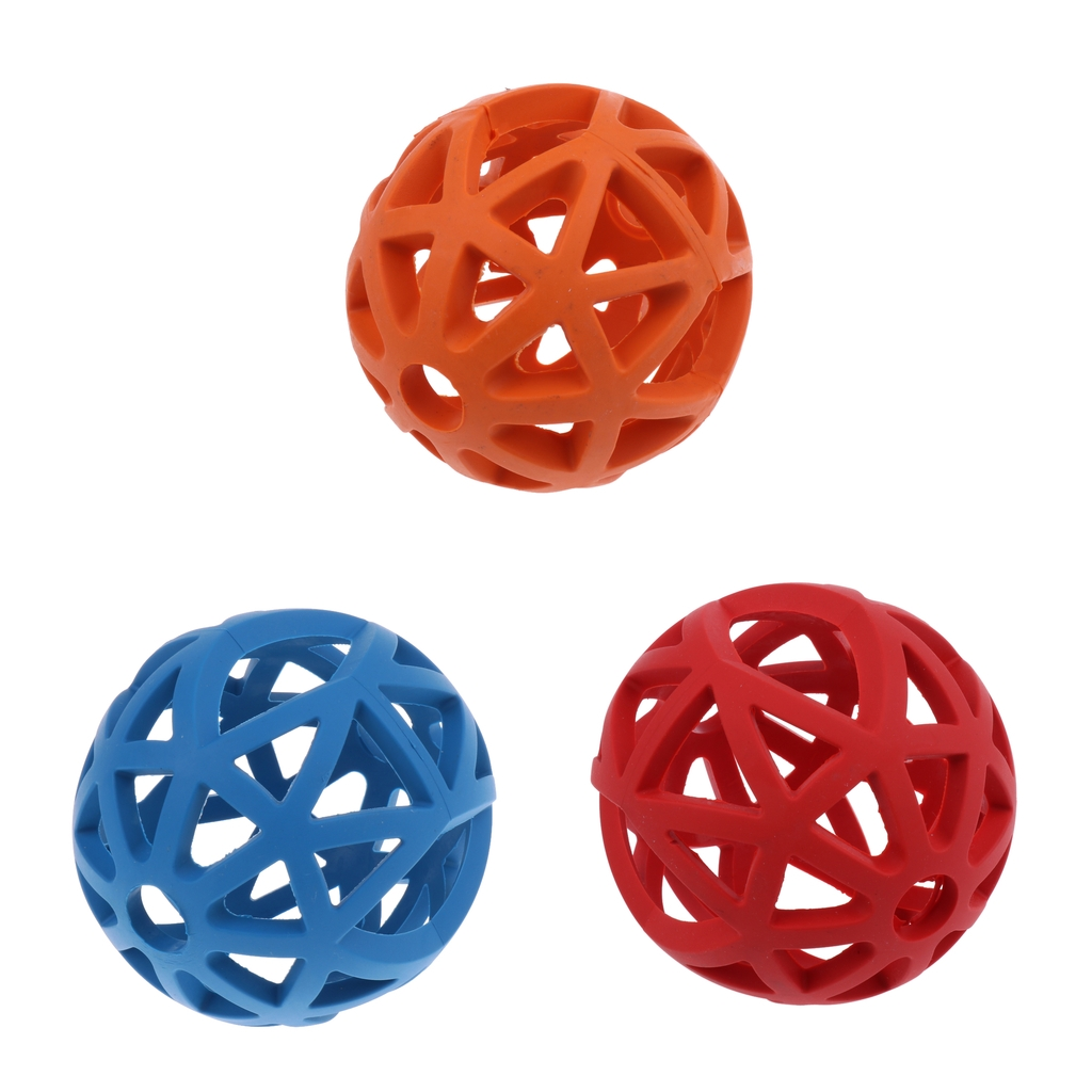 Pet Puppy Toy Teeth Care Ball Chew Treat Puzzle Training Toy for Dogs and Cats