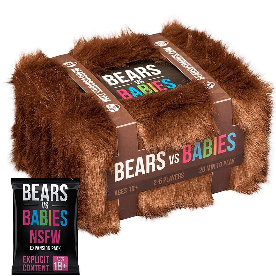 ours-vs-babie-jeu-de-societe-parent-enfant-interaction-cartes-de-base-nsfw-expansion-pack-enfants-strategie-jouets-educatifs-famille
