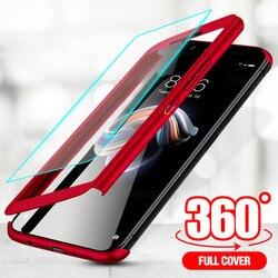 360 полноразмерный чехол 2-в-1 для Huawei Honor 10i стеклянный защитный чехол для Honor 10 Lite Honor10 i honor10i honor10lite 360 fundas
