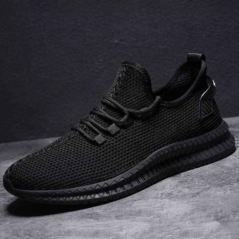 YIBING1517 الصيف حذاء رجالي رياضية 2019 تنفس الذكور الأحذية للرياضة الأزياء شبكة حذاء كاجوال الرجال رياضية
