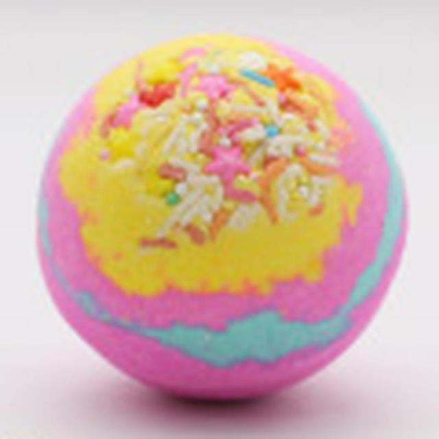 6pcs/set Soap Handmade Bath Bomb Ball Essential Oil Exfoliating Body Shower Bubble Salt Balls Skin Care Cleaning 4