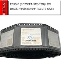 EC25 E SMT نوع EC25 EC25EFA 512 STD LCC FDD LTE TDD LTE جزءا لا يتجزأ GNSS يدعم DFOTA ، eCall و DTMF-في أجهزة المودم من الكمبيوتر والمكتب على