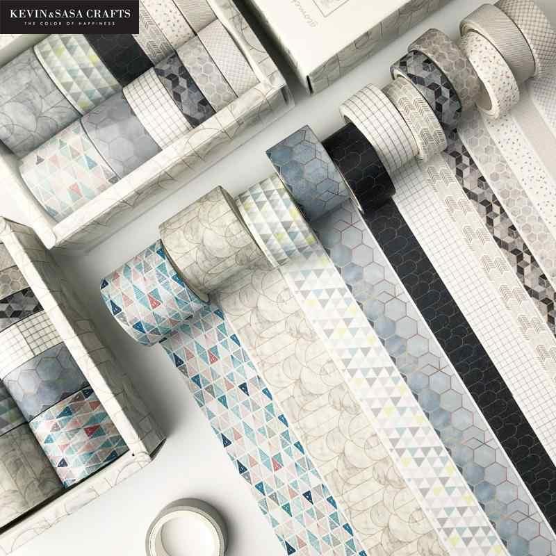 Juego de 12 unidades de cintas Washi Diy, cinta adhesiva, lindas pegatinas para el colegio, proveedores, papelería, regalo, regalos, regalos, de Kevin & Sasa Crafts