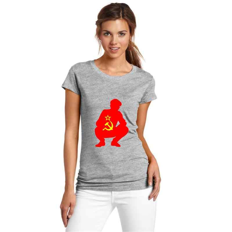Nieuwe Stijl Hurken Russische Slavische Shirt Met Sovjet Vlag T-shirt S-190xl Cool Shirt Mannen Streetwear Heren T-shirts