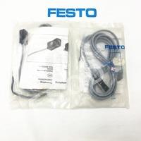SME 8M DS 24V K 2,5 OE 543862 FESTO SMEO 1 LED 24B 30459 pneumatics Magnetic Induction switch Sensor