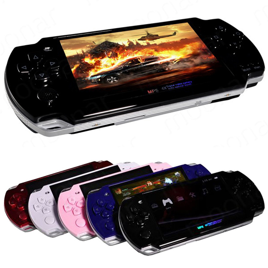 MP5 handheld console PSV game machine PlayStation Vita game host 4.3-inch screen 8GB multi-language version