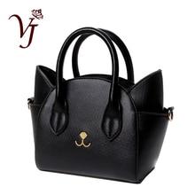 Borse a tracolla con manico in pelle da donna famose di Design famoso borse a tracolla per gatti femminili carine borse piccole da donna regalo meraviglioso