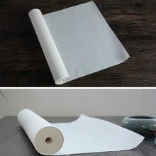 Chinese Rice Paper Calligraphy Painting Half-Ripe Roll Xuan Zhi Dedicated Decoupage