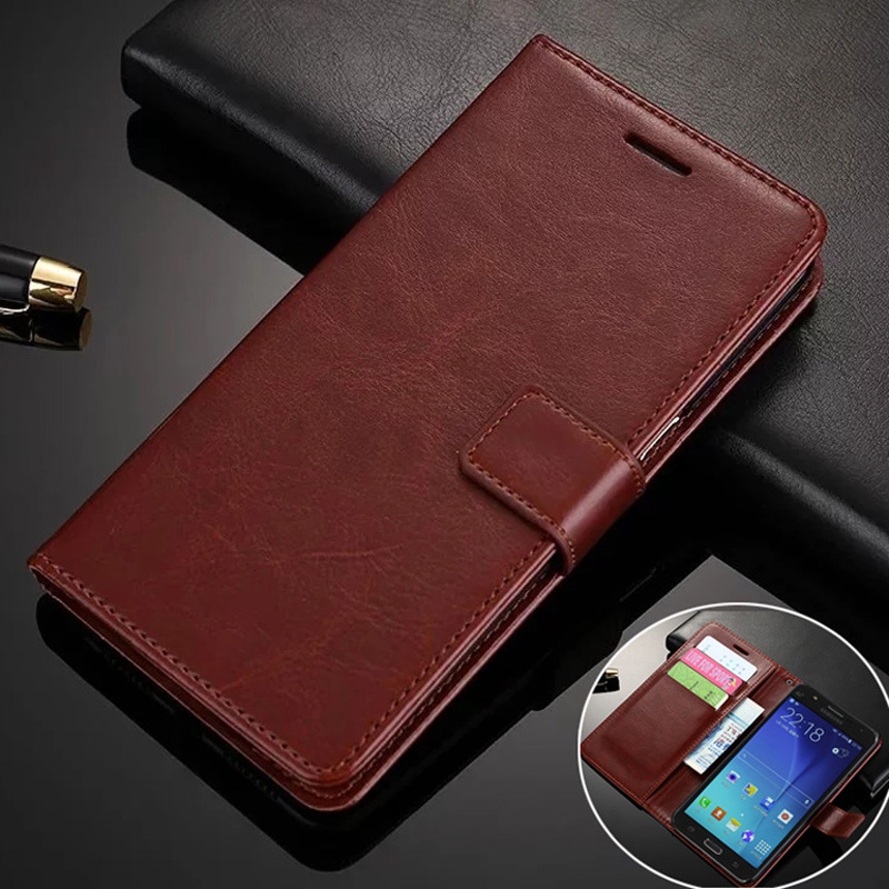 Luxury Magnetic Leather Soft Wallet Card Stand <font><b>Case</b></font> For <font><b>Samsung</b></font> A3 A5 A7 J1 J3 J5 J7 Max <font><b>Duo</b></font> 2015 2016 2017 <font><b>A8</b></font> Plus 2018 Cover image