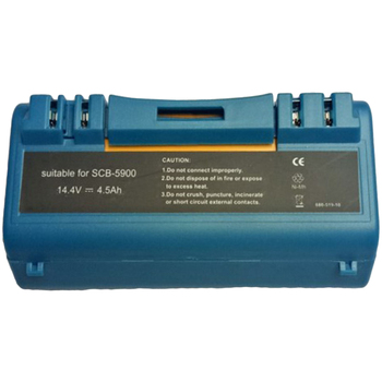 14.4V 4.5Ah Ni-Mh Replacement Vacuum Cleaner Battery For Irobot Scooba 330 340 350 380 385 390 5900 5800 Robotic Parts - discount item  40% OFF Home Appliance Parts
