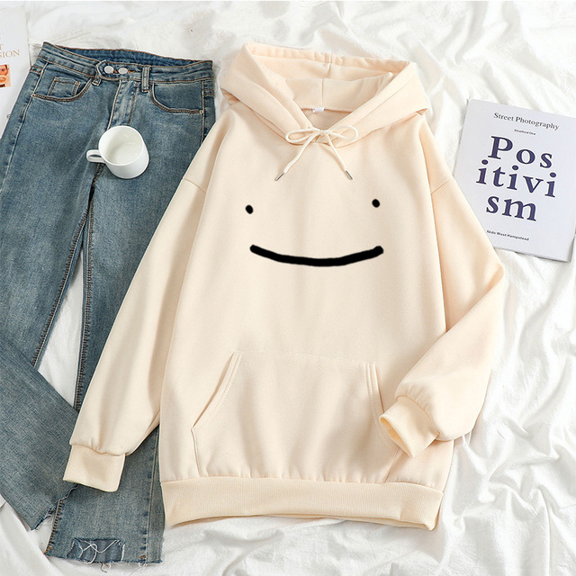 Dream Smp Men/Women Hoodie Fashion All-match Unisex Sweatshirt Retro Cute Long Sleeve Personality Streetwear Casual Pullover Top 4