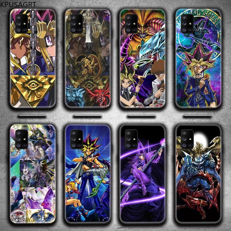 Japan anime yu gi oh yugioh Phone Case For Samsung Galaxy A21S A01 A11 A31 A81 A10 A20E A30 A40 A50 A70 A80 A71 A51