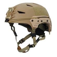 טקטי ספורט קסדות צבאי בליטה EXFLL לייט FMA קסדת Airsoft ספורט פיינטבול Combat הגנת משלוח חינם